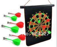 Wholesale set quot Club Fun Magnetic Dart Board Pack Magnet Dartboard with Magnetic Darts