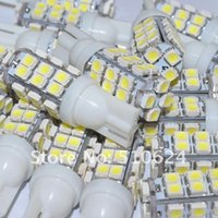 Wholesale T10 SMD Led Car Lighting T10 SMD LED Signal Indicator Lights Whtie V