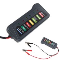 Wholesale Tirol V Digital Battery Alternator Tester with LED Lights Display