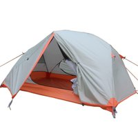 Wholesale 4 season Double Camping tent Polyester Aluminium Pole Double Layers Person Tent Instant Tent for Lover