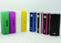 Cheap Ismoka eleaf istick Silicone Case Carry cases for istick 20w 30w 50w Battery Mod kits Vape mod E Cigarette istick case