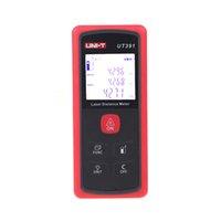 Wholesale UNI T UT391 Laser Distance Meters Rangefinder Golf Range Finder Measuring Tape Measure Measurer laser level Distances