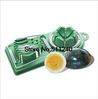 Wholesale New Hot sale in1 Cut Multifunction Kitchen Egg Slicer Sectioner Cutter Mold Flower Edges