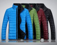 Wholesale New Arrival Camping Hiking Wear Brand Outerwear Down Coat High Quality Hiking Jackets Warmth Outerwear Hottest Jackets Colors Mix Orde