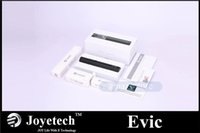 Wholesale Original Joyetech eVic Supreme Starter Kit Joyetech eVic Supreme Electronic Cigaratte eVic With Rechargeable Battery