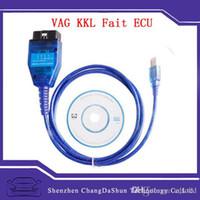 al por mayor romeo alfa obd2-VAG KKL USB OBD2 Fiat ECU escáner SWITCH Fiat Ecu Scan cable AirBag Alfa Lancia Romeo Fiat ABS Multi ECU Scan Interface