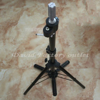 Wholesale New Arrival Mannequin Accessories High Quality Mannequin Head Stand Professional Training Head Holder Tripod