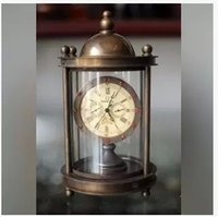 Wholesale Old clocks Antique bronze antique bronze old mechanical alarm clock antique miscellaneous ornaments package really old
