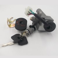 Wholesale Sanyang apricot SYM master GR125 XS125T motorcycle lock set electric door lock ignition switch