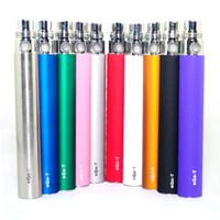 Batería EGO baratos Batería colorida de EGO T para el vaporizador de rosca 510 MT3 CE4 CE5 CE6 ViVi Nova DCT atomizador 650 900 1100 mAh