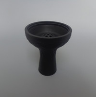 Wholesale pc big multihole shisha hookah bowl and pc charcoal holder as one