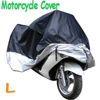 Wholesale HOT Motorcycle Bike Moped Scooter Cover Dustproof Waterproof Rain UV resistant Dust Prevention Covering Size L cm