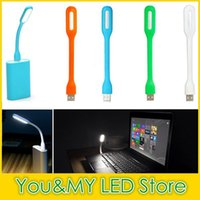 Wholesale Original USB Light Ultra Bright Flexible LED Lamp Booking Light with USB for Power bank comupter Portable