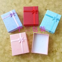 paper display - Wholesales X9X3CM Cloud Paper Jewelry Box Display Box PB W