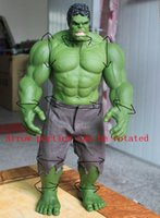Wholesale New Super Heroes CM superb big Incredible Hulk Action Figures Toys Children s Toys present Christmas gift