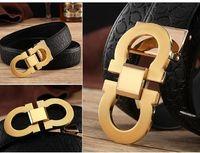 Wholesale Luxury fashion men belts High quality brand designer genuine leather belt for men women