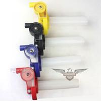 pit bikes - HIGH QUALITY DIRTBIKE PLASTIC THROTTLE CLAMP For HONDA XR CRF50 SSR KLX PIT BIKE