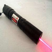Cheap high power mini red laser pointers 20000MW 650nm adjustable burning match red lasers pen 20w+changer+gift box+free shipping