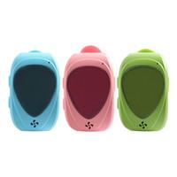 Wholesale Portable Mini Waterproof Smart GPS Tracker Watch for Kids SOS Help Calling By One Key Monitoring ACA_130