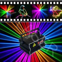 bar edit - 1W full color animation laser light mini SD card laser edit text pattern Stage Laser Light Bar