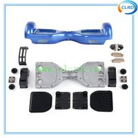 scooter electric - 6 inch Wheel car Self Balancing Electric Scooter hover board Adult Smart self shell accessories complete
