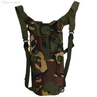 Wholesale L TPU Hydration System Water bag Tactical Military Backpack Water Pouch For Outdoor Bicycle Hiking Climbing Sport Colors