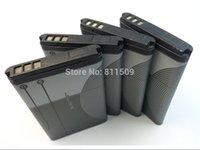 Wholesale 50pcs Battery BL C High Capacity mAh V Li ion Battery For Nokia E50 N70 N72