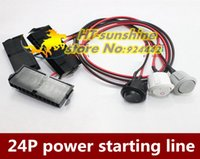 atx power supply lot - 3PCS PC Pin ATX EPS Power Supply Jumper Start On Off Switch cable AWG cm color order lt no track
