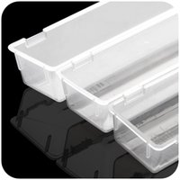 Wholesale Sets Pieces Set kitchen three loaded long chopsticks spoon cutlery drawer storage box sorting cans storage boxes