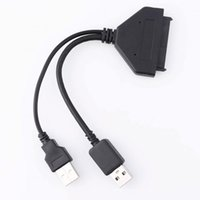 Wholesale USB To Laptop P quot SSD HDD Hard Drive SATA Adapter Converter Cable