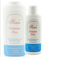 best cleaning tips - Best selling UV Gel Cleanser Nail Plus Remover Cleaner Nail Art Tips New