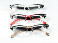 Wholesale Metal half rim frame Reading glasses retro men Reading Eyewear UV Presbyopic glasses