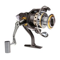 Cheap DK3000 12+1BB Ball Bearings CNC Left Right Interchangeable Collapsible Handle Carp Fishing Spinning Reel 5.2:1 H13856