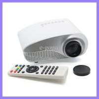 Wholesale 60lumens Portable USB SD HDMI TV VGA HD LED Video LCD D Mini Projector