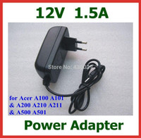 aspire lenovo - 12V A Tablet Battery Charger for Acer Iconia Tab W3 W3 Aspire Switch10 A100 A200 A210 A211 A500 A501 for lenovo Miix2 A5