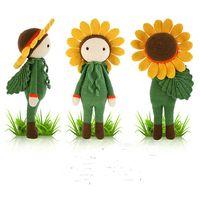 amigurumi dolls - Crochet amigurumi doll quot Sunflower Sam quot