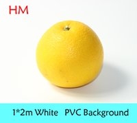 big canvas photos - PC White High Quality m m Big PVC Backdrop Background for Instant Photo studio