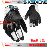 american mountains - American SIXSIXONE EVO Gloves Cross country Mountain Bike Gloves Motorcycle MOTOCROSS Gloves