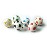 beach soccer ball - 3 Random Foam ponge Baby Child Game Sports Football Lightweight Ball Soft Indoor Outdoor Beach Seaboard Kids Soccer Toy