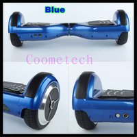 scooter electric - 2015 Hot sale two wheel smart scooter self balancing electric unicycle swingcar with colors LED light smart balance wheel in stock