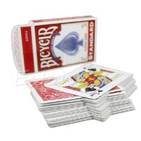 bicycle marked cards - High quality Deck Of Magic Trick Playing Cards Bicycle Secret Marked Stripper Decks Hot Sale