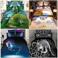 Wholesale Unique D printing activity Animal Rose Bedding Comforter Duvet Cover Bedding Set