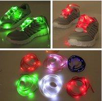 Cheap LED Flashing Shoe Best Shoelace Luminous