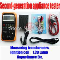appliance tester - Multifunction lamp appliance repair tester light test Voltage regulator tube test Optocoupler Ignitor Coil capacitor order lt no track