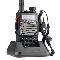 Wholesale Baofeng UV RA Dual Band Portable Ham Amateur Two way Radio Police Walkie Talkies Scanner Radio