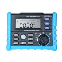 Wholesale Earth Ground Resistance Tester Voltage Meter pole Modes