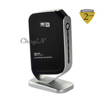 Wholesale Networking Port USB Server Share Printers USB Server Over Wired Ethernet Or Wireless Networking UNS02H order lt no tracking