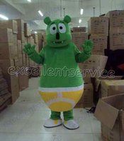 gummy bear - adult gummy bear mascot costumes for sale gummy bear Mascot Costume Character Costume gummy bear