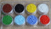 Wholesale 100 grams mm Fashion DIY Czech Loose Spacer glass Seed beads garment accessories Jewelry Findings