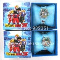 ball watch box - new DRAGON BALL Watch Kid Children Cartoon Wrist watch with Gift box
